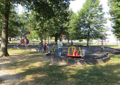 Playground at Harry Sbanotto Park