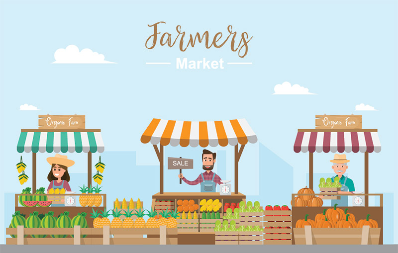 Farmer's Market 2019
