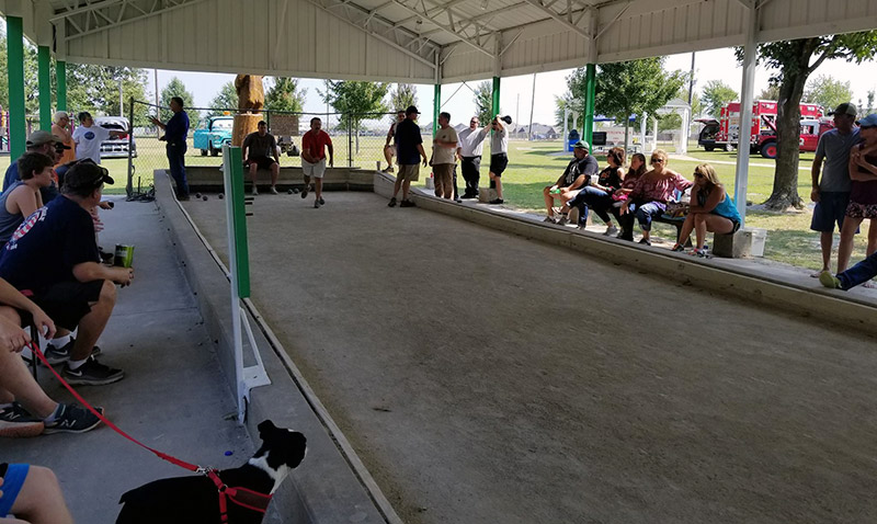 Annual Bocce Tournament and Family Fun Day at the Park