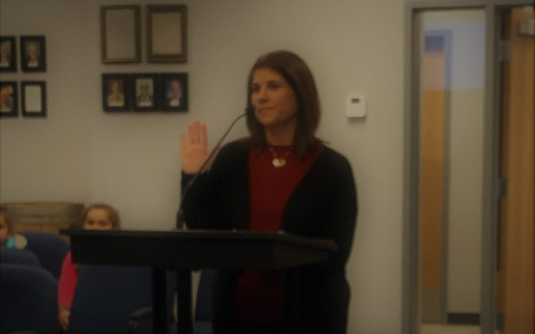 Welcome Newly Appointed City Council Member Amber Ibarra