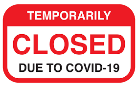 COVID-19 Update City Hall CLOSED
