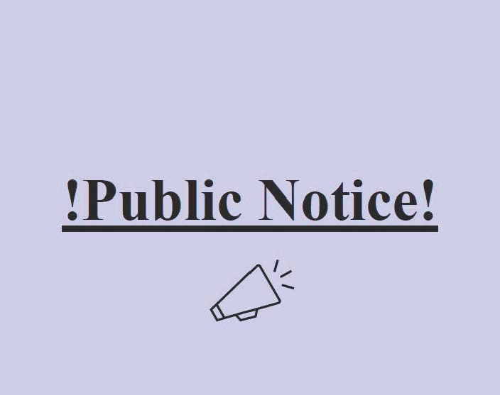 Tontitown Waterworks Public Notice