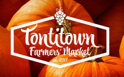 Farmers' Market October 31, 2020