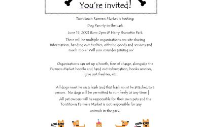 Dog Paw-ty In The Park