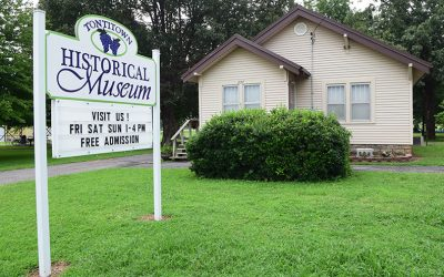 Tontitown Historical Museum Reopening